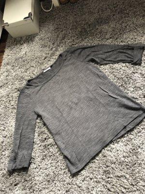 Only Camisa tejida gris