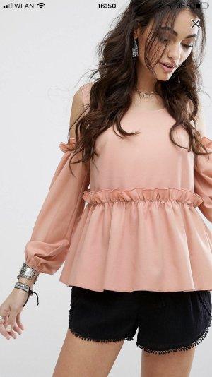 Long Sleeve Shirt apricot
