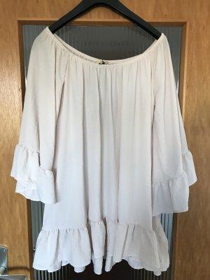 Oversized blouse veelkleurig Polyester