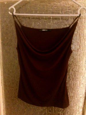 Xanaka Cowl-Neck Shirt bordeaux