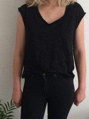 Atmosphere Blouse Top black
