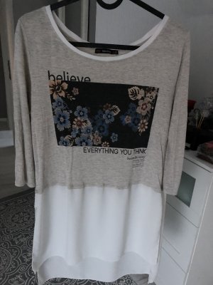 Bershka Haut long multicolore