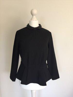 COS Colletto camicia nero