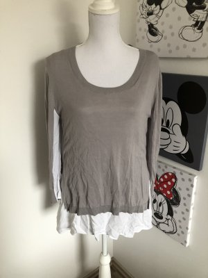 Liebeskind Blouse grey-white
