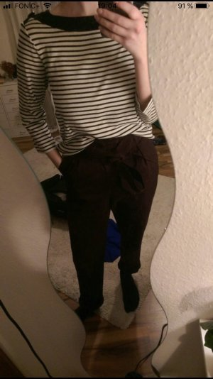 Ralph Lauren Gestreept shirt zwart-wit