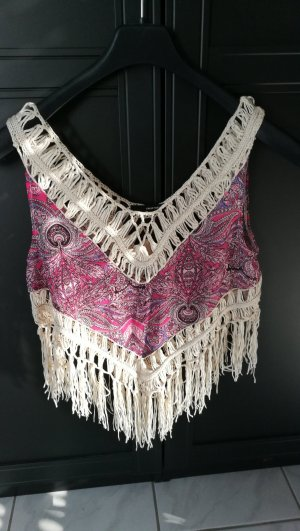 Tally Weijl Batik shirt room-roze