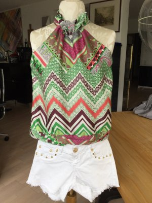 Montego Backless Top multicolored