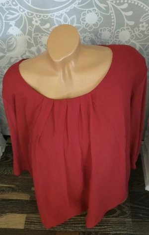 Shirt Tunic red