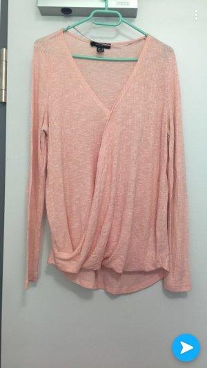 Primark Camicia a maniche lunghe color oro rosa
