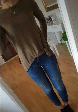 Oberteil khaki Zara