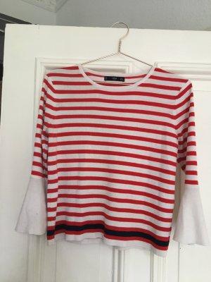 Mango Stripe Shirt multicolored