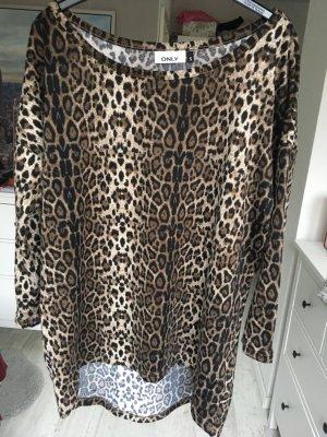 Oberteil Leopardenmuster