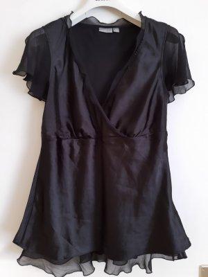 Lindex Empire Waist Shirt black synthetic