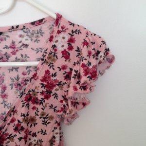 Oberteil mit Blüten-Print von Vestino
