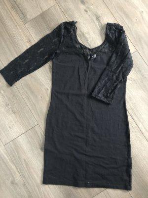 H&M Mesh Shirt black