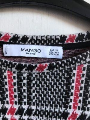 Mango Oversized trui zwart