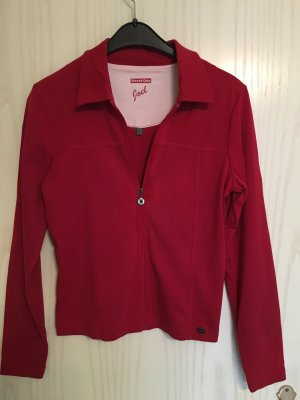 Shirt Jacket red
