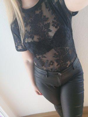 Primark Lace Top black