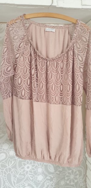 Shirt Tunic rose-gold-coloured