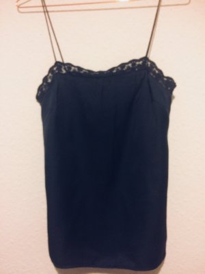 H&M Conscious Collection Camisola azul oscuro