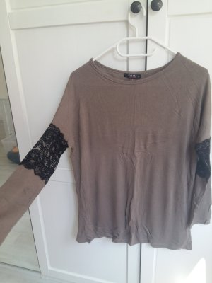 Top basic nero-marrone-grigio