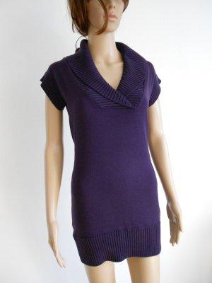 Pull à manches courtes violet