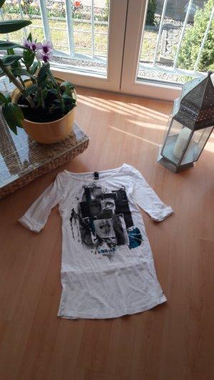 Oberteil/Pullover mit Print