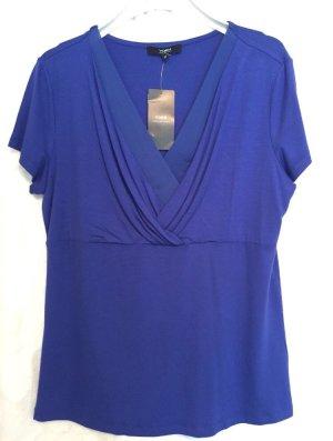 Yorn Blusa blu-blu scuro