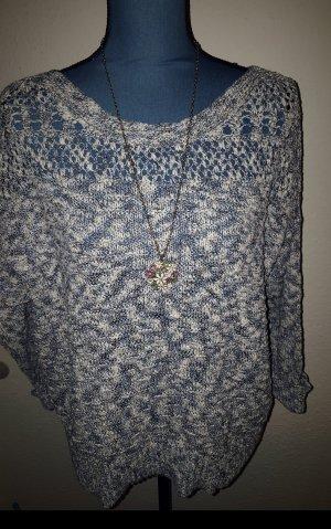 Oberteil Shirt Strickpullover Longshirt