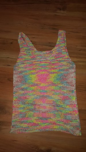 Vila Knitted Top multicolored