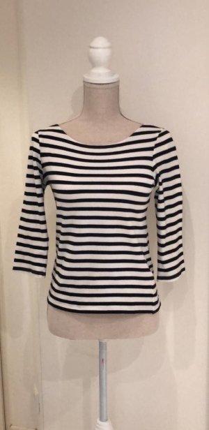 Alba Moda Noorse trui wit-zwart