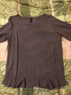 Soyaconcept Slip-over Blouse taupe