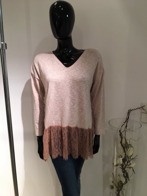 Zara Blusa rosa