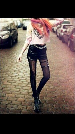 "Oberteil ""Voodoo girl"""