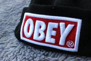 **OBEY Mütze !NEU!**