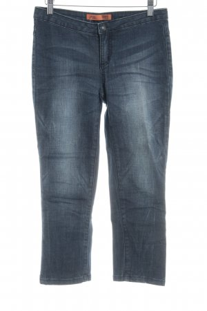 Object 7/8-jeans leigrijs casual uitstraling