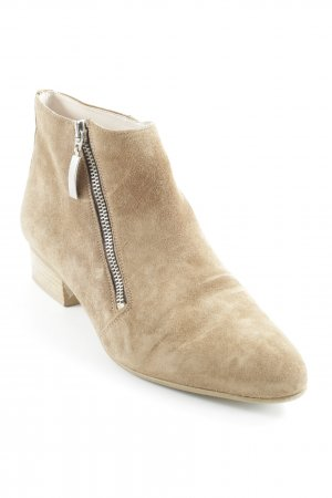 Object Stivaletto beige stile casual