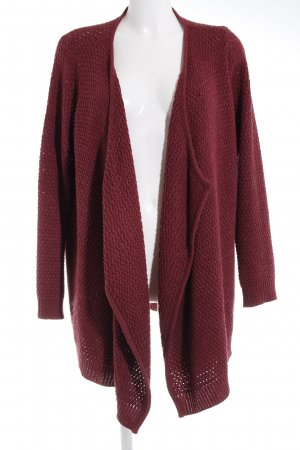 "Object Cardigan ""Objkallie LS Knit Cardigan "" purpur"