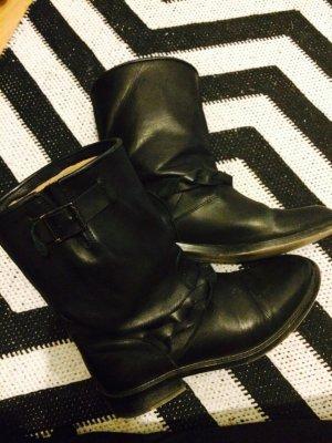 Object Collectors Item • Lederboots Leder Boots Stiefel halbhoch • 39