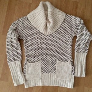 Object Collectors Item Pullover Wollpulli XL Kragen Winter XS