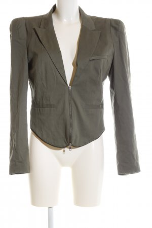 Object Kurz-Blazer khaki Business-Look