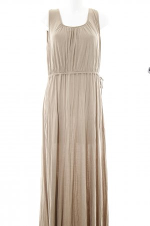 Object Maxikleid beige Casual-Look