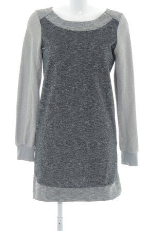 Object Pulloverkleid meliert Casual-Look