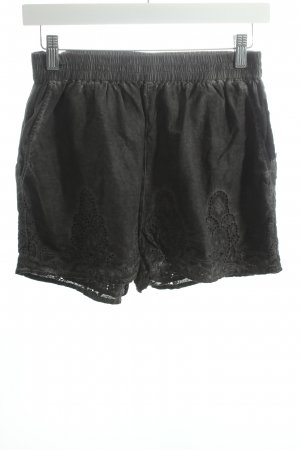 Object Shorts grau Beach-Look