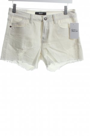 Object Short blanc cassé Look de plage
