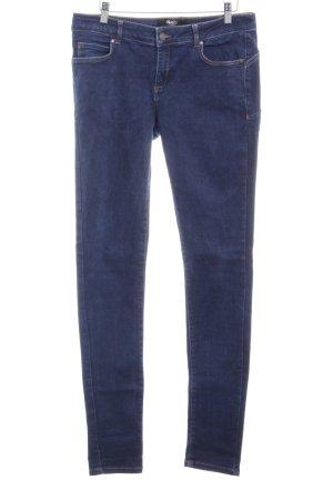 Object Slim Jeans dunkelblau Casual-Look
