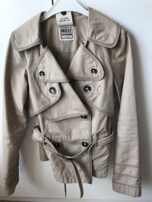 Object Trench Coat beige