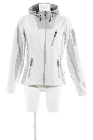 OCK Outdoor Casual Khaki Giubbino crema-beige stile atletico