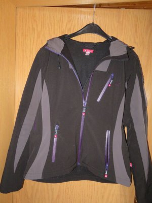 OCK Softshell Jacket multicolored polyester