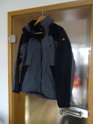 The North Face Windbreaker black-anthracite